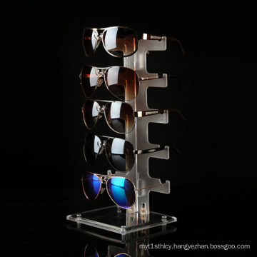 Frosted Acrylic Eyewear Holders, Acrylic Sunglasses Display