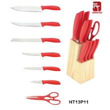 Bestes Küchenmesser-Set mit Holzklotz