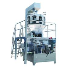 Granule Preformed Pouch Packaging Machine