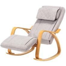Electric Kneading Shiatsu Rocking Chair Massager Mini Swing Reclining Massage Chair