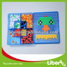 Wenzhou Plastic Puzzle Building Blocks Toys Créatif et éducatif avec le meilleur prix LE.PD.091 Quality Assured