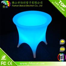 Table à LED rechargeable (BCR-358T)
