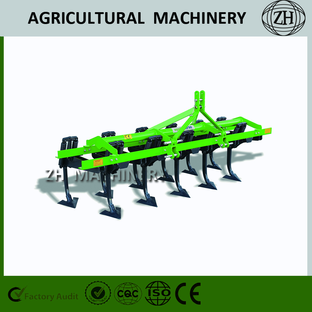 Tractor Mounted Rotary Cultivator