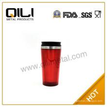 Новые продукты 16oz Талль очистить пластиковые кофе кружку