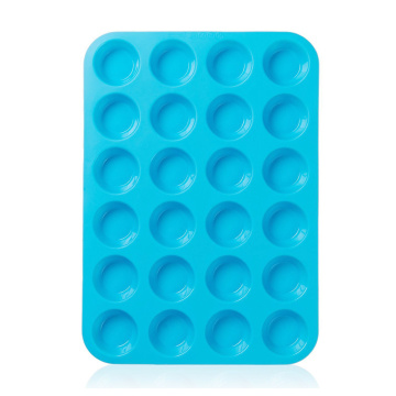 Muffin Silicone Pure Food Grade 24