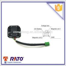Para CG125 China regulador de voltaje de la motocicleta de la CA