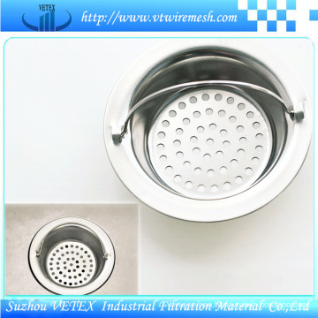 Punching Hole Wire Mesh Used in Machine