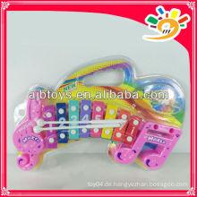 2013 neues Produkt Regenbogen klopfen Orgel Musikinstrument Set Spielzeug