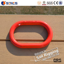 Anillo forjado G80 Sling Oblong Ring Master Link