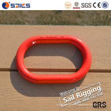 Forged G80 Sling Oblong Ring Master Link