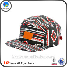 wholesale 2015 new style five panel cap hat