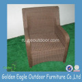 Hot Outdoor UV-resistant PE Round Rattan Garden Chair