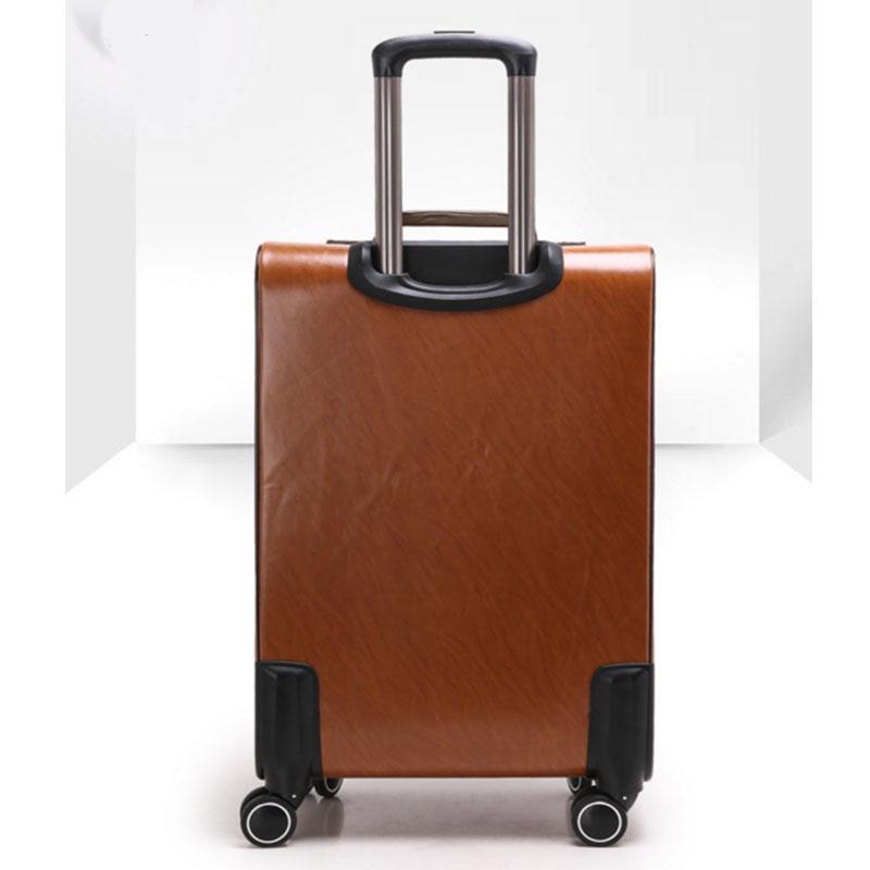 Trolley pu luggage