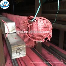 Barre carrée en acier inoxydable 50x50x5mm AISI304 316 316L