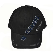 6 Panels Garment Washed Baseball Cap with Custom Logo