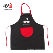 Cute breathable cotton linen women apron
