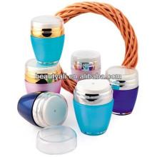 30ml 50ml Airless Cream Pump Jar