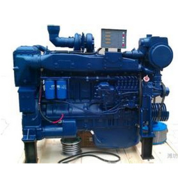 Special for Diesel Engine Generator Set Weichai Steyr Engine 300KW WD618D-15 export to Italy Factory