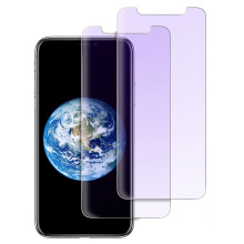 Protector de pantalla 9H Anti Blue Light para IphoneX
