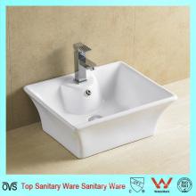 Ovs Hot Sale Design Popular Banheiro Lavatório Cerâmico Lavabo