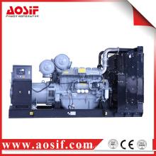 Générateur 600KW / 750KVA 50hz avec moteur Perkins 4006-23TAG2A fabriqué au Royaume-Uni