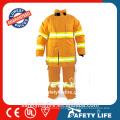 Hohe Qualität Feueranzüge / feuerfeste Kleidung des heißen Verkaufs