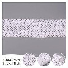 Calidad superior Diferentes tipos de algodón tejido a ganchillo