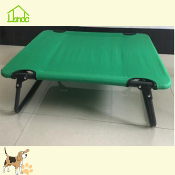 Cama do metal do quadro do metal para o cão