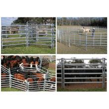 Panneau de clôture temporaire galvanisé à chaud et chaud / clôture en fil soudé Panneau de maillage / clôture de panneau