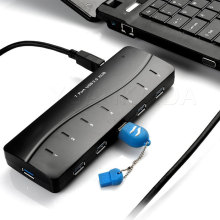 Plugable 7 port USB 3.0 hub 25W