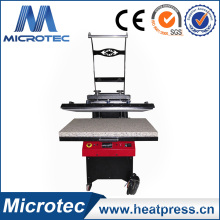 Ce Proved Heat Press Machine with High Pressure and Auto Open for T-Shirt Making