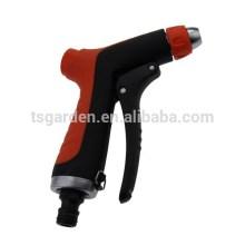 double color rubber plastic garden pistol