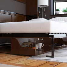 Moderne vertikale manuelle Schrankbetten