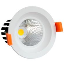 Lente de 10W 10/23 grados de luz de techo empotrada LED