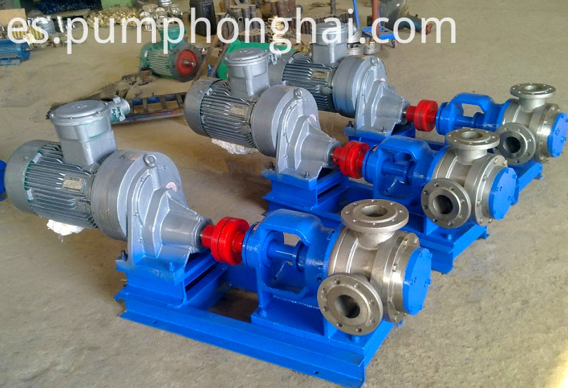 molasses transfer pump