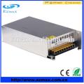 110v / 220v S-200-12 fuente de alimentación de la cámara del cctv de la CC 12w 12v fábrica china de Dongguan
