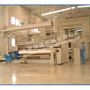ML Spunbonded Melting Spunbonded Non Woven Fabric Making Mac