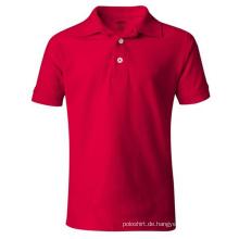 Damen Jersey Polo T-Shirt