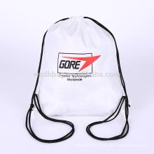 Sac réutilisable réutilisable de sac à dos de sac à dos de polyester de magasinage