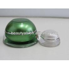 5ml 15ml 30ml botella de acrílico del envase cosmético plástico de la manera 50ml