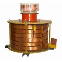 El reactor de flujo / reactor limitador de corriente