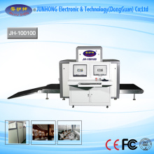100100 X-Ray Luggage Scanner Inspection Systems Machine