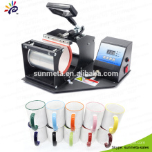 low price heat press machine for mugs ,printing on mugs machine from sunmeta manufacturer