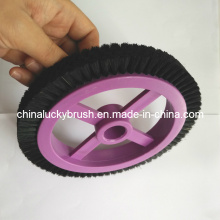 High Quality Pure Bristle Textile Brush for Monforts Stenter (YY-394)