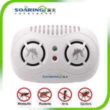 Hot Sales Mouse e Mosquito Repeller com 2 alto-falantes