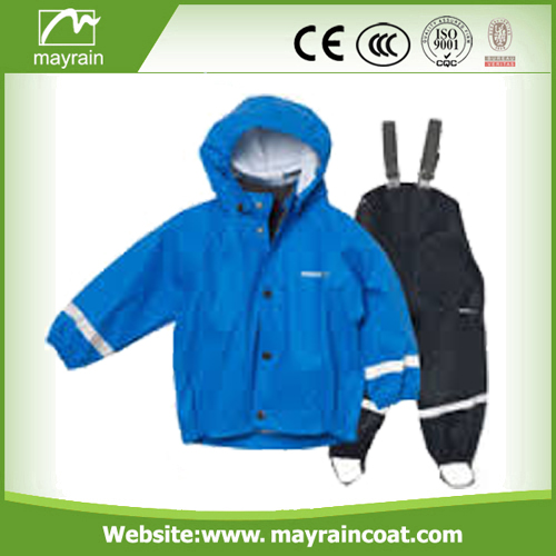 Kid Polyester Rain Pants OEM