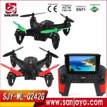WLtoys Q242 - G 5.8G FPV RC Quadcopter Q242-G Mini Drone con cámara 2.0MP HD Camera / LED Light / 360 Degree SJY-Q242G