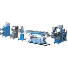 PP PE PU PVC Medical Pipe Extrusion Line