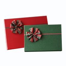 Boîte d'emballage de papier design personnalisé pour cadeau