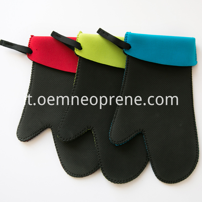 Kitchen Oven Gloves